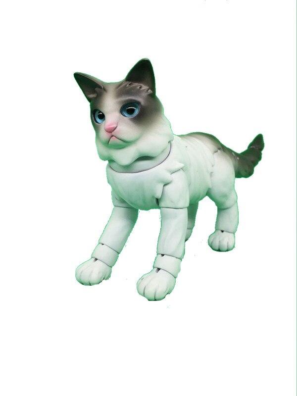 StenzhornFashion original bjddoll gato de alta calidad hecho en casa muñeca ojos libres-in Muñecas from Juguetes y pasatiempos    1
