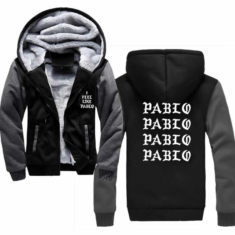 caaa7caef760 New Assc Club Brand Hoodie Sweatshirts Men Paranoid Letter Print Hoodies  Men Kanye West Pablo Hooded
