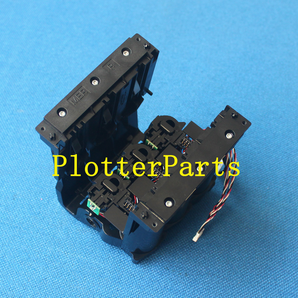 CR357-60078 CR357-67029 Ink service station Right for HP DesignJet T1500 T2500 T2500PS T920 Plotter Priter Original used