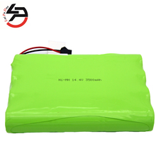 Laipuduo 14.4v Ni-mh 3500mah battery pack for Good Robot iRobot Roomba Vacuum Cleaner Rechargeable Battery Pack 740 750