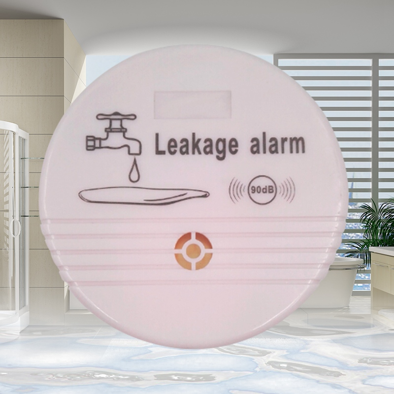 Image 2 - ABS Wireless Water Leak Detector Water Sensor Alarm Leak Alarm Home Security Household Water Leakage Alarm-in Sensor & Detector from Security & Protection