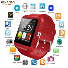 New Smartwatch Bluetooth Smart Watch U8 For IPhone IOS Android Phone Carry Portable Device Smartwach PK GT08 DZ09