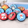 Cute Cartoon Super Heroes Coin Purse Key Wallet Earphone Organizer Storage Box Holder Birthday Gift Monederos Mujer Monedas
