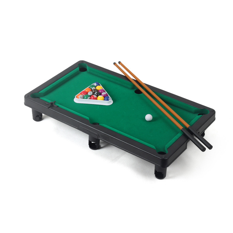1 Pc Mini Billiard Table Fancy Billiards Children Sports Puzzle Toys Kids Educational Toys Parent-children Interaction Supplies Making Things Convenient For The People