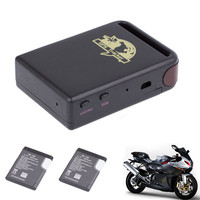 HOT SALE TK102 GPS GSM GPRS Tracker Car Vehicle Mini Tracking Device 2 Battery Real