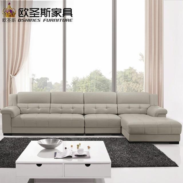 Latest Sofa Designs 2019 Sectional Corner L Shape Modern Euro Design Nova  Leather Ocs