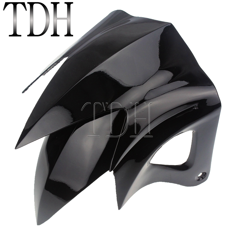 US $28 48 5% OFF|Fiberglass Black Motorcycle Rear Fender Universal For  Yamaha BWS 125 ZUMA 125 YW 125 Majesty 125 Cygnus Scooter Motorcycles-in  Covers