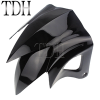 Fiberglass Black Motorcycle Rear Fender Universal For Yamaha BWS 125 ZUMA 125 YW 125 Majesty 125 Cygnus Scooter Motorcycles