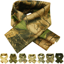 Airsoft Camouflage Scarf