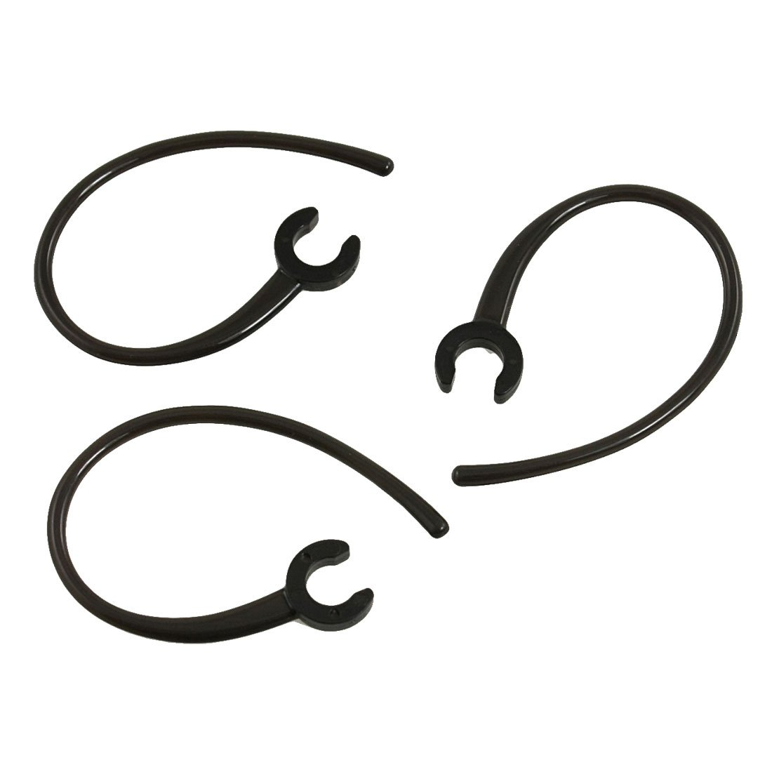 New 3pc Ear Hook Loop Clip Replacement Bluetooth Repair Parts One Size fits most 6mm Wholesale Dropshipping