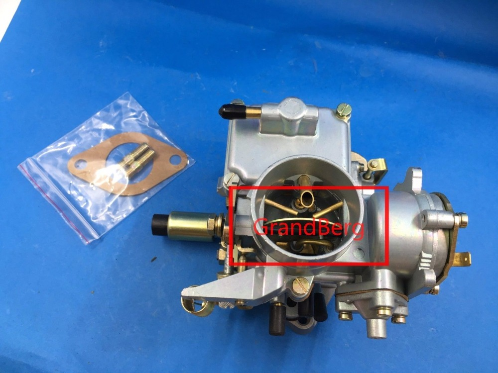 NEW CARBURETOR FOR VW BEETLE 30/31 PICT-3 TYPE 1&2 BUG BUS GHIA 113129029A new carburetor for vw volkswagen beetle ghia transporter 34pict