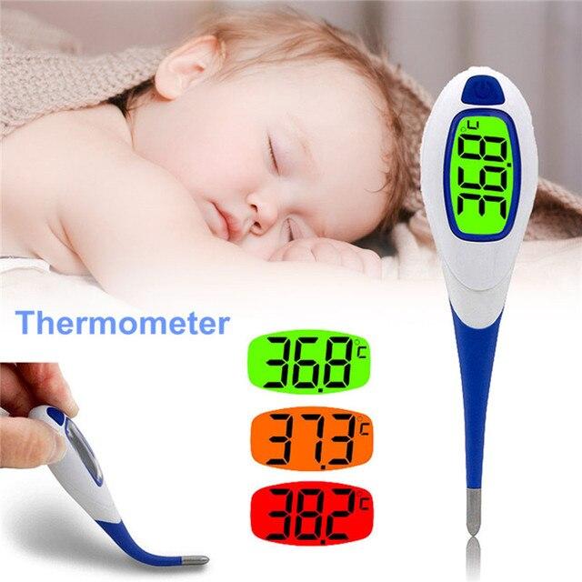 Led Elektronische Digitale Baby Thermometer Baby Gezondheidszorg