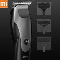 XIAOMI Mijia ENCHEN USB Charging Hair Trimmer Hair Clipper Beard Trimer Body Electric Shaver Hair Cutting Machine Haircut Men