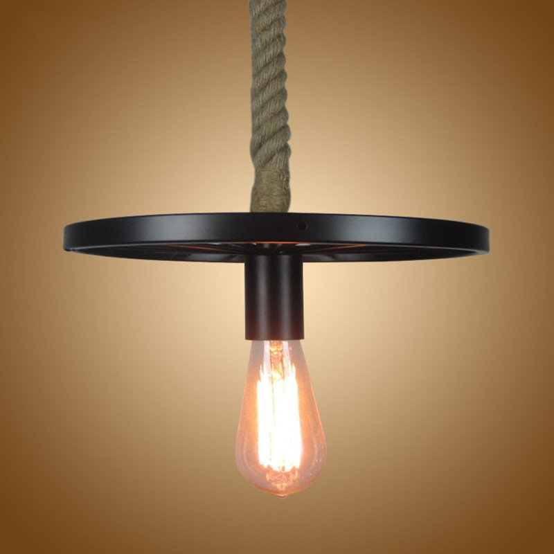 Loft Industrial LED Pendant Lights Vintage Edison Hanging Lamp E27 110 220V Pendant Lamps For Home Decor Restaurant LuminariasLoft Industrial LED Pendant Lights Vintage Edison Hanging Lamp E27 110 220V Pendant Lamps For Home Decor Restaurant Luminarias