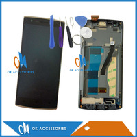 100 Tested High Quality For One Plus One 1 LCD Display Touch Screen Digitizer Assembly Black