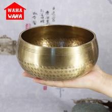 Tibetan Bowl Singing Wall Dishes Yoga Meditation Decorative-wall-dishes Buddhism Gift Home Decor Craft