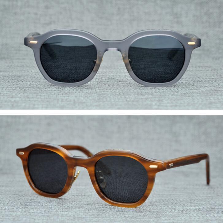 LKK UNISEX  Cat Eye Designer Sunglasses Women Luxury Acetate Sun Glasses Classic Retro Outdoor Eyewear Oculos De Sol Gafas