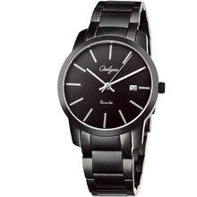 Onlyou Marca de Moda de Lujo Reloj de Las Mujeres de Los Hombres de Negocios de Cuarzo Reloj de Los Amantes de Acero Inoxidable Relojes de Pulsera de Las Señoras Reloj de Vestir 6903