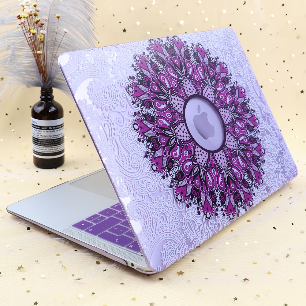 Mandala Print Case for MacBook 64
