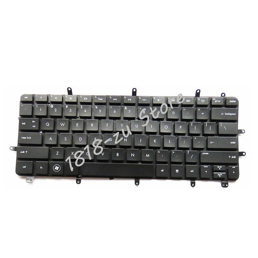 New For HP ENVY Spectre XT Pro Ultrabook 13-2000 Keyboard Russian RU Backlit