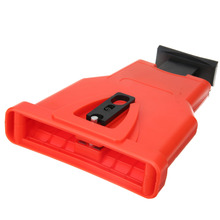 RedGreen Quick Saw Chain Sharpening Tool Woodworking Chainsaw Teeth Sharpener Portable Grinding Chain Tool Plastic Whetstone