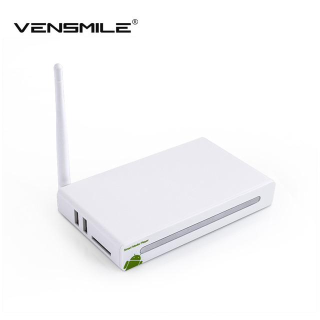 Vsmart  H3 android TV Box Android 4.2  HD 1080P HDMI Internet TV Box DDR3 512MB /4GB 1080P  wifi HDMI with remote control