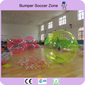 Envío Libre, 2 m TPU Bola del Agua Caminando, Bola Gigante De Agua, Bola Del Zorb del Agua, Inflables Bola de Hámster humano