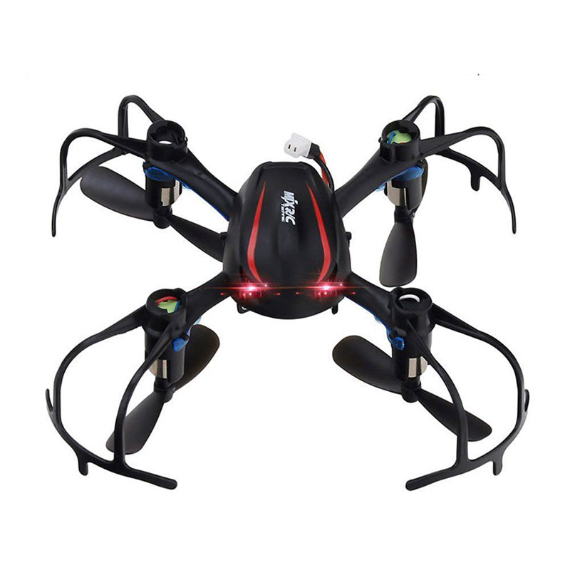 Mini RC Helicopter X902 Quadcopter Drone 6-Axis 2.4G 3D Flip Headless Mode RC Drone With G-Sensor RC Quadcopters