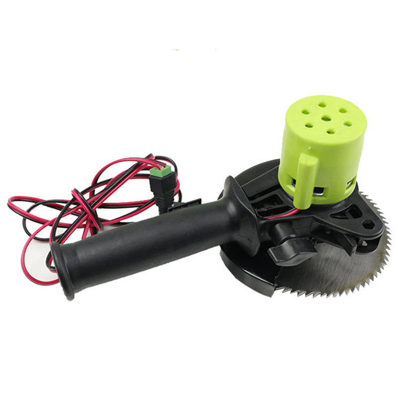 RS775 DC 775 12~24V 288W Motor Miniature Saw For Cut Ginger Seedling, Garlic And Onion,garden Fruit Tree, Pruning And Weeding