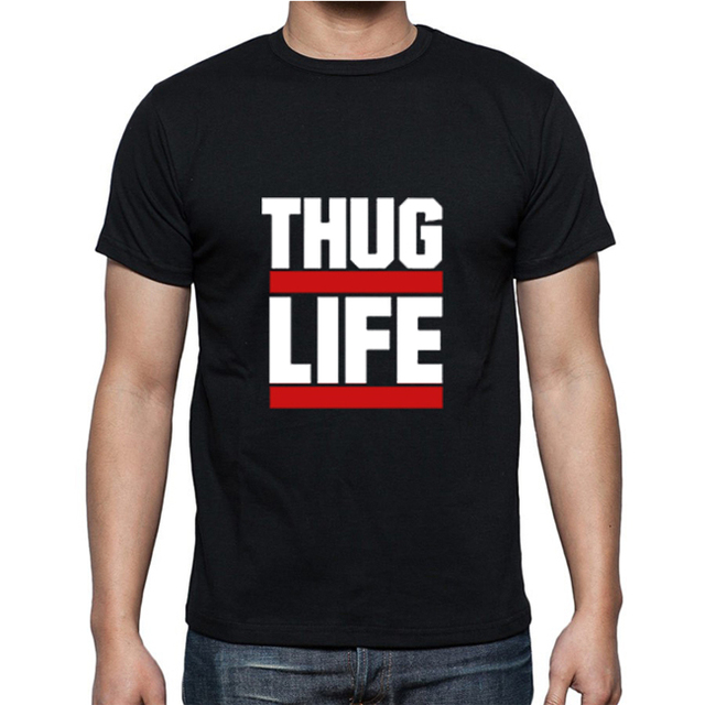 T Shirt 2PAC Tupac Shakur Hommes