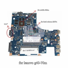 "NM-A273 Notebook PC Main Board For Lenovo G40 G40-70 Motherboard System Board 14.1"" GeForce 820M Discrete Graphics DDR3"