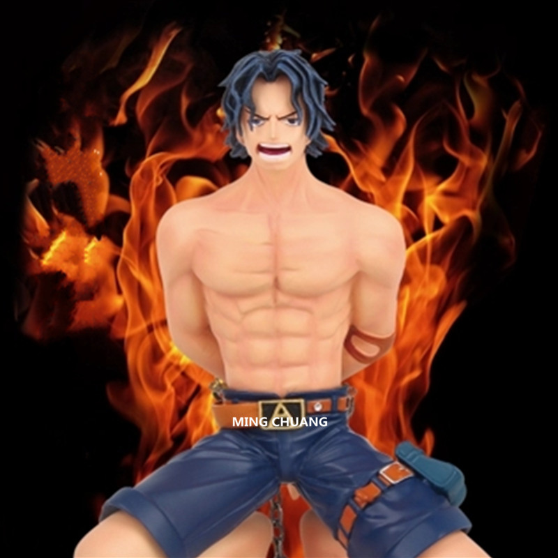 ONE-PIECE-Portgas-D-Ace-Monkey-D-Luffy-s-Brother-Resin-Action-Figure-Collectible-Model-Toy (3)
