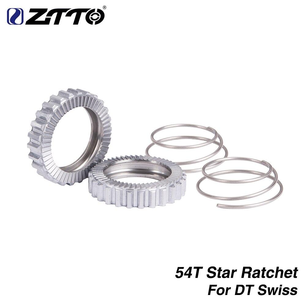 ZTTO Kit de Service cliquet étoile SL 54 dents pour pièces de moyeu DT Swiss 54 T
