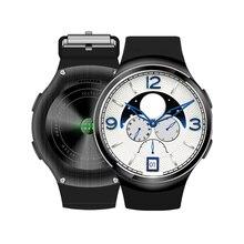 Finow k9 x3 3g smart watch android4.4 wifi tarjeta sim del ritmo cardíaco SmartWatch Teléfono para iOS y Android Pulsómetro PK KW18 I2