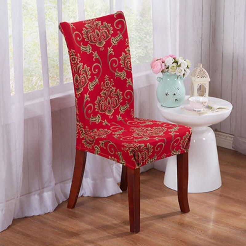 Aliexpress.com : Buy stoelhoezen eetkamer chair cover chair covers ...