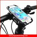 Soporte para Teléfono Universal de Manillar de La Bicicleta Bike Mount Holder Teléfono Celular Kit Ciclismo Manillar Soporte Para Teléfono Inteligente