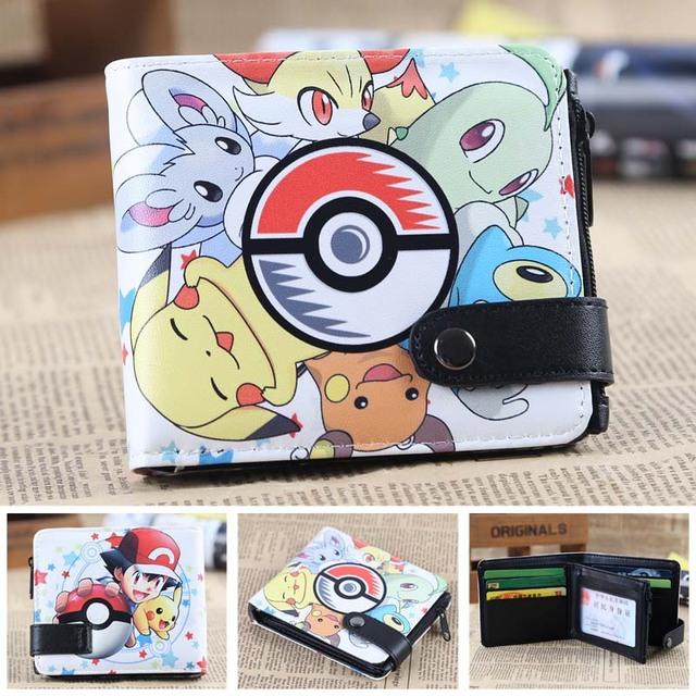 Pokemon wallet