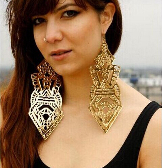 Large Chandelier Earrings Topearrings Lighting Ideas