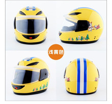 Kids full Face helmet Cartoon Children Motorcycle kids Helmets Boys Moto Casque Casco motocicleta Capacete Child Women helmets