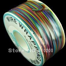Envío de la Alta calidad PCB línea de Un Solo núcleo de alambre de cobre estañado, ocho colores al por mayor