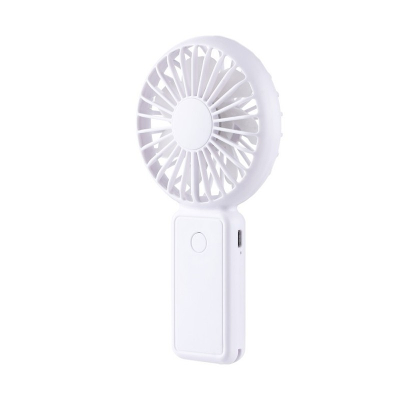 Small Handheld Fan USB Rechargeable Personal Fan Cooling Electric Fan for Office Indoor Outdoor Household TravelingSmall Handheld Fan USB Rechargeable Personal Fan Cooling Electric Fan for Office Indoor Outdoor Household Traveling