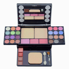 UBEYOO New 33 Color Eyeshadow Make Up Set Easy to Apply Makeup