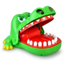 Novelty toys Crocodile Dentist Bite Finger Game Funny Novetly Crocodile Toy for Kids Gift Multiplayer toys