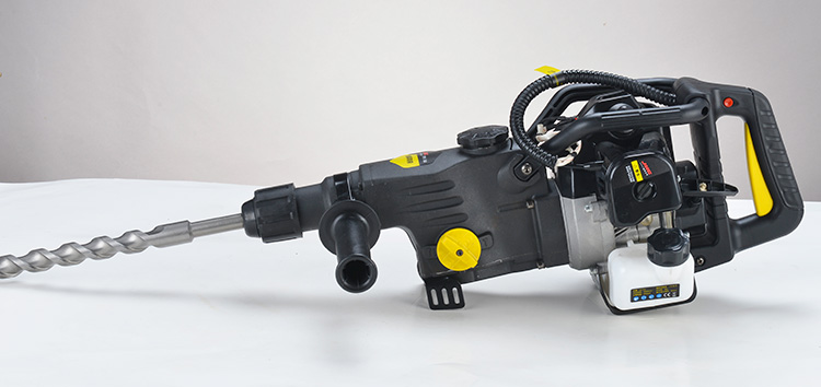 Gasoline Impact Drill Dual Use Gsoline Power Hammer Hammer and Pick Gasoline Drilling Machine Gasoline Hammer and Pick Tools gasoline