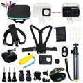 Original xiao mi yi action sports cámara accesorios de cubierta impermeable 60 m buceo impermeable caja de xiaoyi 4 k cámara