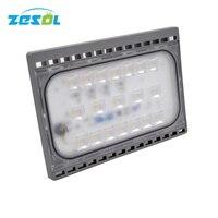 ZESOL outdoor lighting 50W 220V led flood light refletor out door fountain 12V 24V wall wash light for garden use L