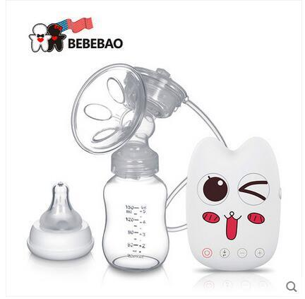 Bebé sacaleches eléctrico leche de succión del pezón pezón lactancia botella cuidado del bebé