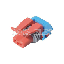цена на 12052643 Male connector terminal wire connector 2P connector female Plug DJ7024Y-1.5-21