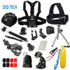 SAQN For Gopro Hero 4 Accessories Bike Mount 360 Degree Hand Strap For Go Pro5 4