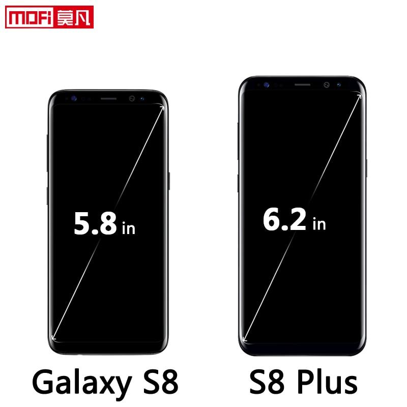 Case untuk Samsung galaxy s8 silikon lembut kembali mofi ultra jelas - Aksesori dan suku cadang ponsel - Foto 6